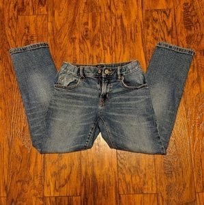 Gap Boys Slim Straight Stretch Jeans
